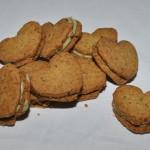 cuori al pistacchio